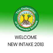 Welcome New Intake 2018